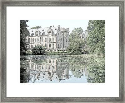 Schloss Paffendorf Germany Framed Print by Joseph Hendrix