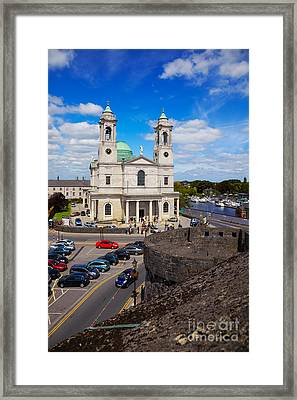 St. Paul Church Framed Print by Gabriela Insuratelu