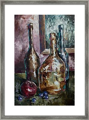 Still Life Framed Print by Michael Lang