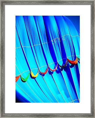 Take Off ... Framed Print