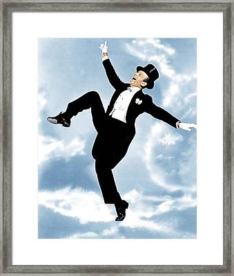 The Belle Of New York, Fred Astaire Framed Print