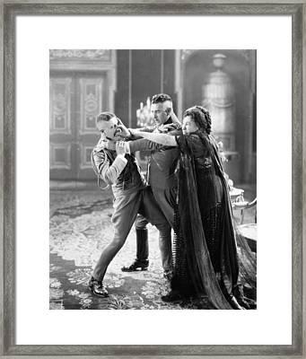 The Merry Widow, 1925 Framed Print by Granger