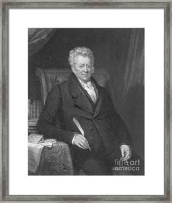 Thomas Clarkson (1760-1846) Framed Print by Granger