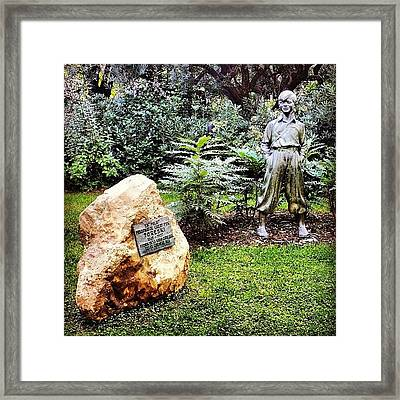 #travel #aroundtheworld #mytravelling Framed Print