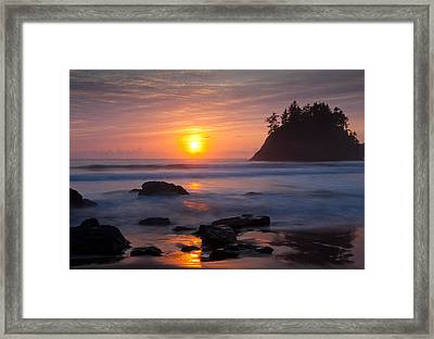 Trinidad Framed Print by Mark Alder