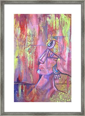 Untitled Framed Print by Fariha Rashid