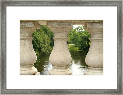 Wall Framed Print by Margaret Steinmeyer
