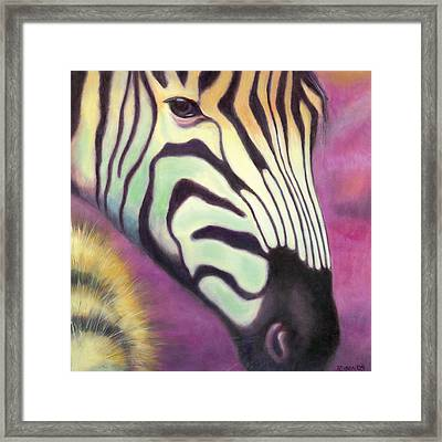 Wild Thing Framed Print by Tammy Olson