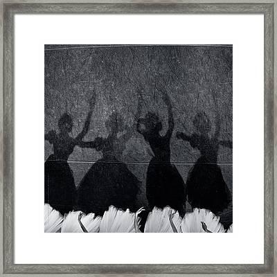 Wilis Framed Print