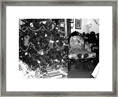2003 - 04 Framed Print by D Salvador Hernandez