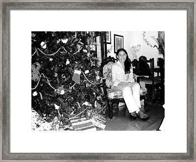 2003 - 08 Framed Print by D Salvador Hernandez