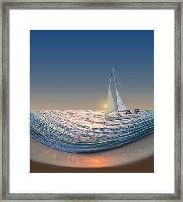 2004 Framed Print by Peter Holme III