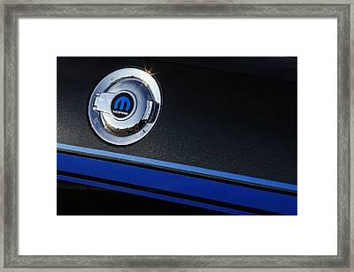 2010 Dodge Challenger - Mopar 10 Special Edition Framed Print by Gordon Dean II