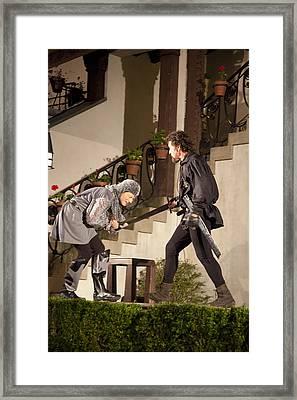 2101 Framed Print by Jim Lynch
