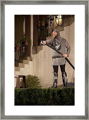 2104 Framed Print by Jim Lynch