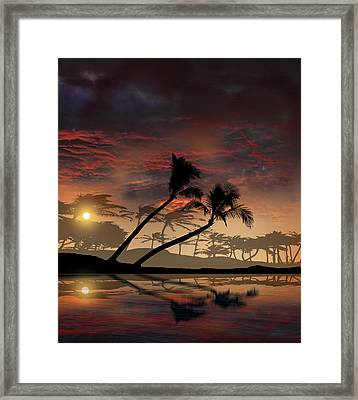 2187 Framed Print by Peter Holme III
