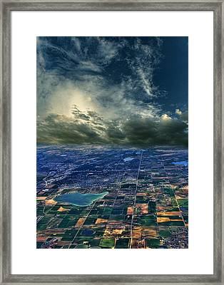 2263 Framed Print by Peter Holme III