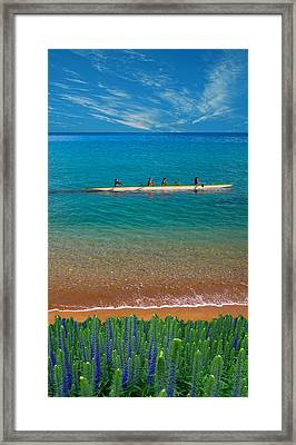 2305 Framed Print by Peter Holme III