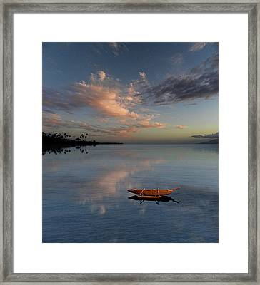 2354 Framed Print by Peter Holme III