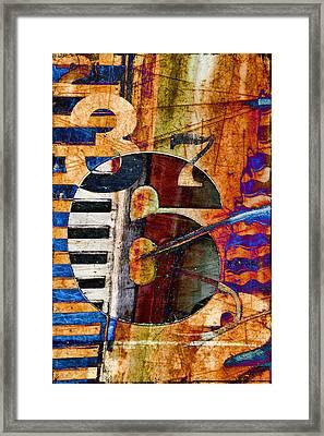 23672 Framed Print by Carol Leigh