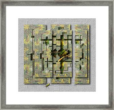 2390 Framed Print by Peter Holme III
