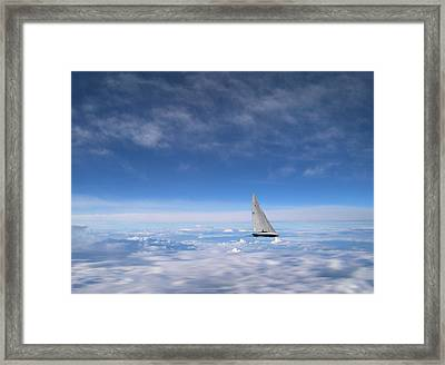 2397 Framed Print by Peter Holme III