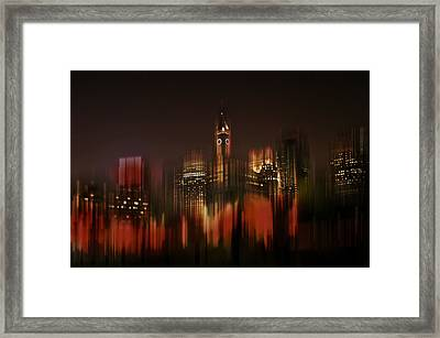 2398 Framed Print by Peter Holme III