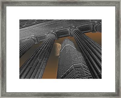 2400 Framed Print by Peter Holme III