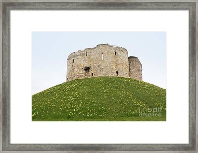Scenes From The City Of York  Framed Print