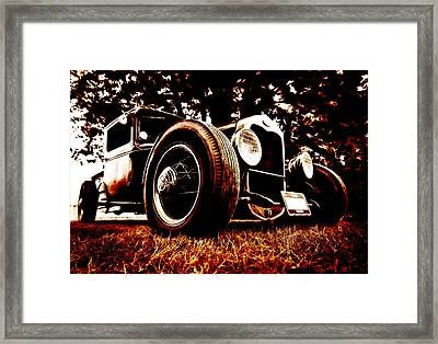 29 Ford Pickup Framed Print by Phil 'motography' Clark