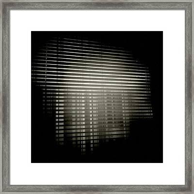 #instagram #instamood #instaweb Framed Print