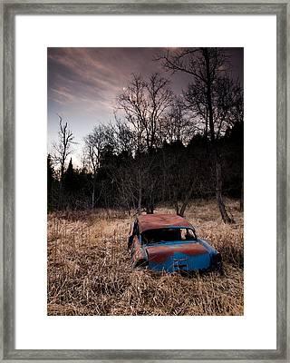 1956 Chevy Framed Print