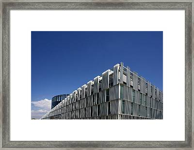 Alcorcon Arts Creation Centre Framed Print