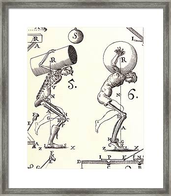 Biomechanics Framed Print by Science Source