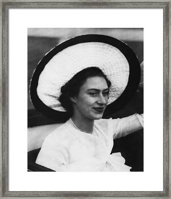 British Royal Family. Future Countess Framed Print