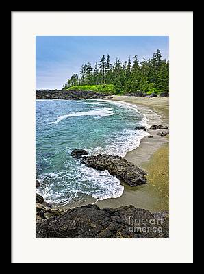 Ucluelet Framed Prints