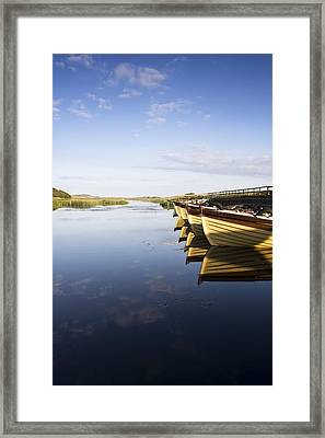 Dunfanaghy, County Donegal, Ireland Framed Print