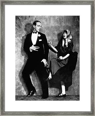 Fred Astaire (1899-1987) Framed Print by Granger