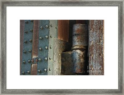 Gates Of Tokyo Imperial Palace Framed Print by Eena Bo