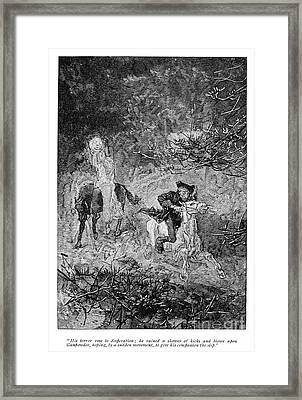 Irving: Sleepy Hollow Framed Print