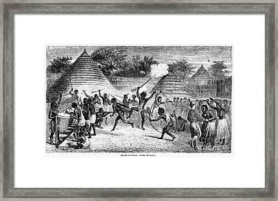 James Augustus Grant Framed Print by Granger