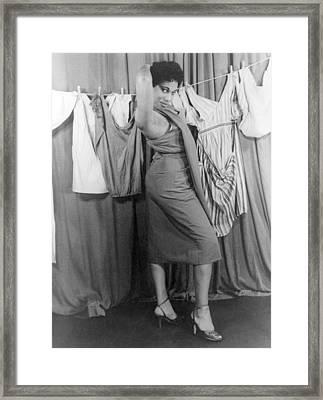 Leontyne Price B. 1927, African Framed Print by Everett