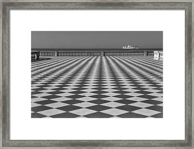 Livorno Framed Print