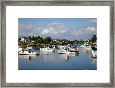 Maine Framed Print by Jeanne Andrews