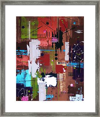 3 O'clock In The Morning Framed Print by Charlotte Nunn