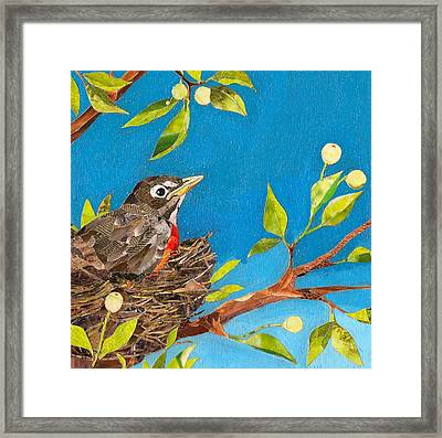 Ready To Leave  Framed Print