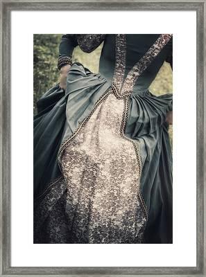 Renaissance Princess Framed Print by Joana Kruse