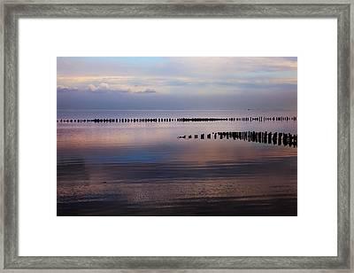 Sylt Framed Print by Joana Kruse