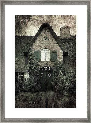 Thatch Framed Print by Joana Kruse