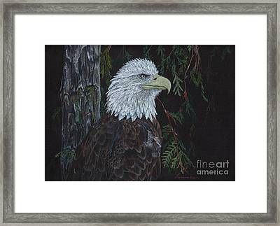 Third Shift Framed Print by Laurianna Taylor